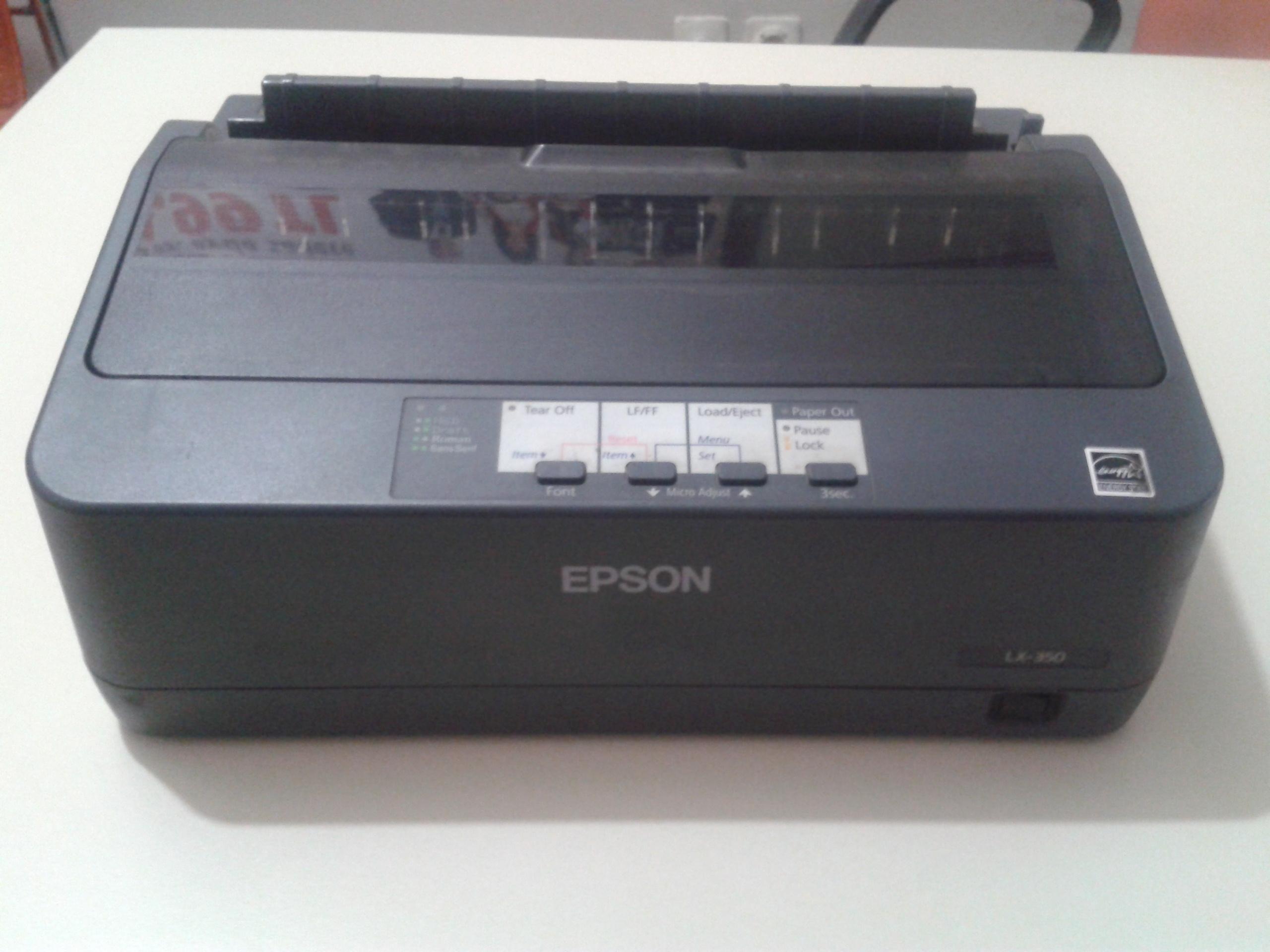 epson lx-350 yazıcı onarım