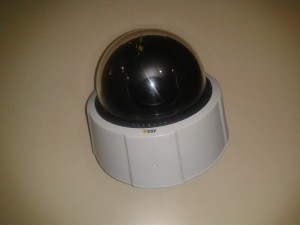Axis P5512-E ip kamera