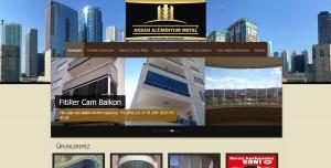 Gaziantep cam balkon websitesi