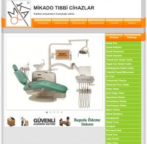 Mikado tıbbi cihazlar medikal firması website