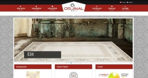 Orjinal carpet website