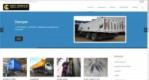 Ümit hidrolik website tasarım